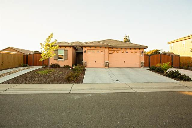 11025 Carmenet Way, Rancho Cordova, CA 95670 (MLS #20063170) :: Keller Williams - The Rachel Adams Lee Group