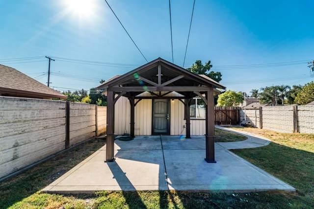 509 Columbus Avenue, Sacramento, CA 95833 (MLS #20063307) :: Heidi Phong Real Estate Team
