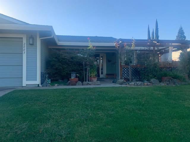 2003 Pocahontas Way, Roseville, CA 95747 (MLS #20063409) :: The Merlino Home Team