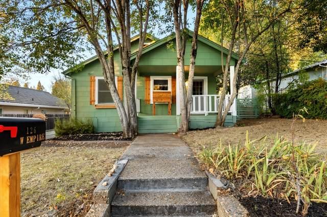 126 W Empire Street, Grass Valley, CA 95945 (MLS #20063488) :: Heidi Phong Real Estate Team
