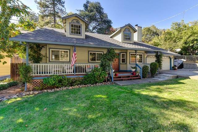 791 Spring Street, Placerville, CA 95667 (MLS #20063792) :: Dominic Brandon and Team