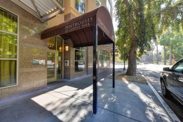 1127 15th Street #1401, Sacramento, CA 95814 (MLS #20063807) :: The MacDonald Group at PMZ Real Estate
