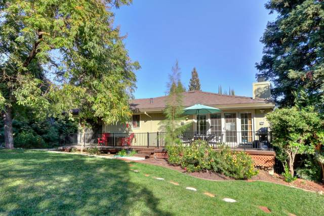 14975 Lago Drive, Rancho Murieta, CA 95683 (MLS #20064225) :: Dominic Brandon and Team