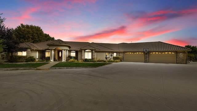 24866 S Banta Road, Tracy, CA 95304 (MLS #20064255) :: The MacDonald Group at PMZ Real Estate