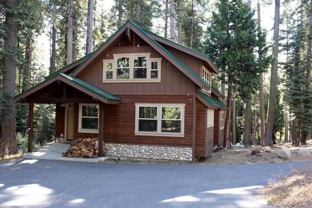 10630 Crystal Lake Road, Soda Springs, CA 95728 (MLS #20064283) :: Keller Williams - The Rachel Adams Lee Group