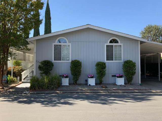7284 Sonora Drive, Rancho Murieta, CA 95683 (MLS #20064335) :: Deb Brittan Team
