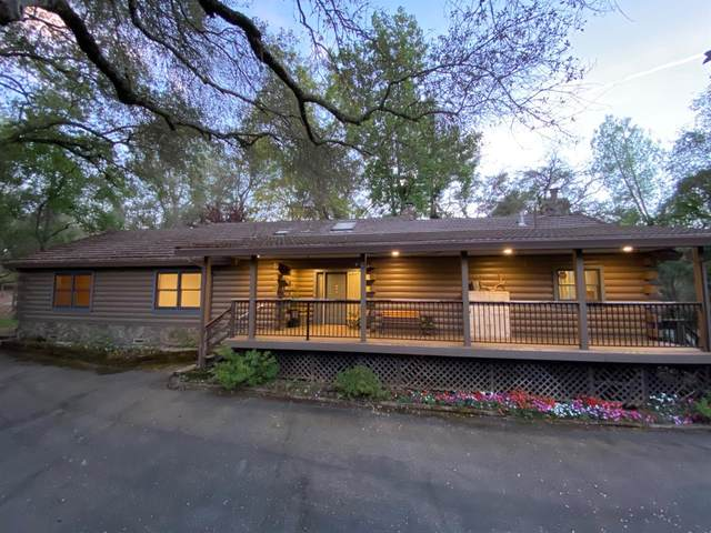 11525 Dry Creek, Auburn, CA 95602 (MLS #20064446) :: The MacDonald Group at PMZ Real Estate