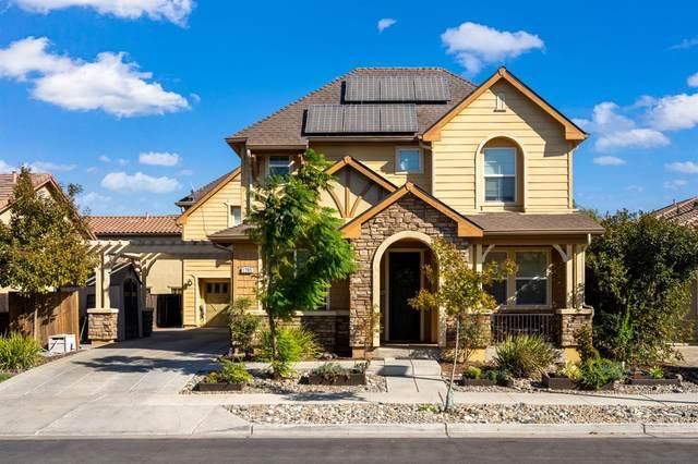 1705 Campos Avenue, Woodland, CA 95776 (MLS #20064486) :: Keller Williams - The Rachel Adams Lee Group