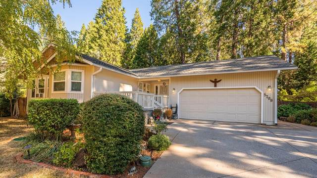 5798 Silverleaf Drive, Foresthill, CA 95631 (MLS #20064553) :: Paul Lopez Real Estate