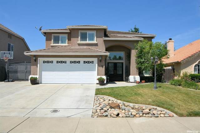 6607 River Mesa Drive, Riverbank, CA 95367 (MLS #20064557) :: Keller Williams - The Rachel Adams Lee Group