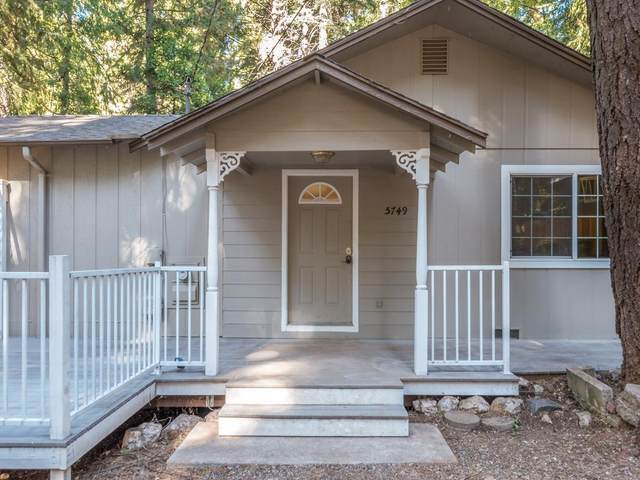 5749 Marjorie Way, Pollock Pines, CA 95726 (MLS #20064760) :: Heidi Phong Real Estate Team