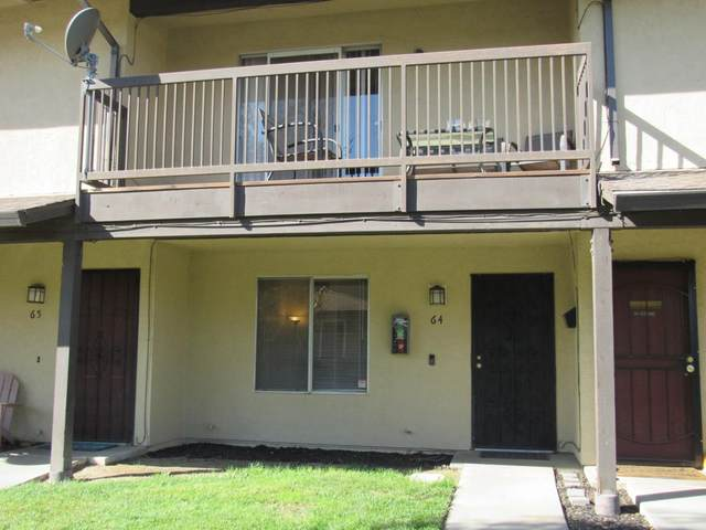 60 W Elliot Street #64, Woodland, CA 95695 (MLS #20064979) :: The MacDonald Group at PMZ Real Estate