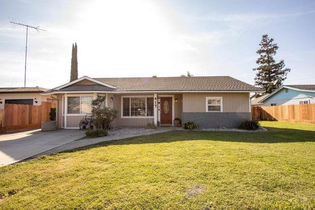 417 G Street, Waterford, CA 95386 (MLS #20065129) :: The MacDonald Group at PMZ Real Estate