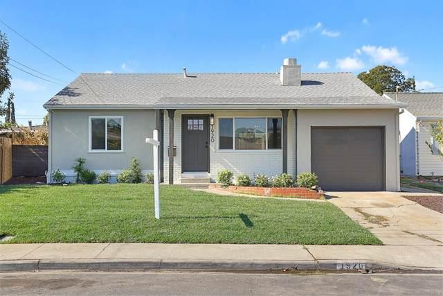1920 Glenwood Drive, Antioch, CA 94509 (MLS #20065149) :: Dominic Brandon and Team