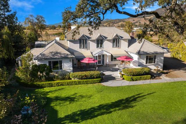 2320 Lakeshore Boulevard, Upper Lake, CA 95485 (MLS #20065155) :: Heidi Phong Real Estate Team