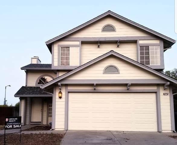 8251 Midsummer Way, Sacramento, CA 95823 (MLS #20065255) :: Heidi Phong Real Estate Team