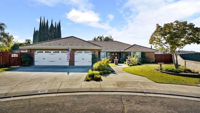 839 Mount Vernon Place, Manteca, CA 95336 (MLS #20065992) :: Keller Williams - The Rachel Adams Lee Group