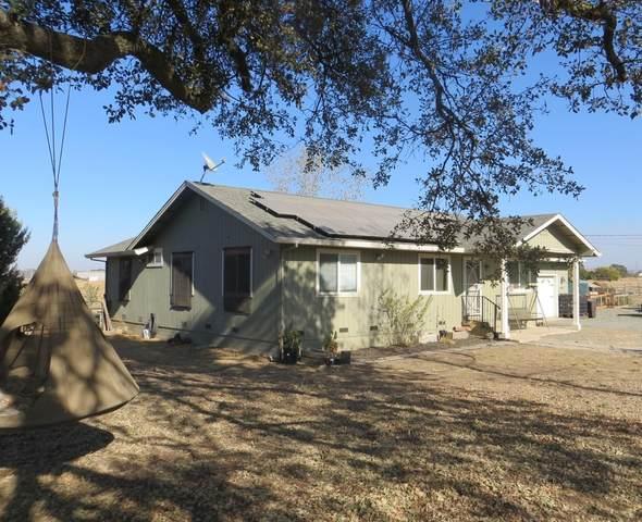 1655 Goose Creek Road, Ione, CA 95640 (MLS #20067272) :: Keller Williams - The Rachel Adams Lee Group