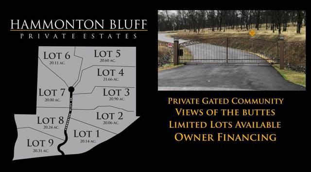 0 Hammonton Bluff Parcel 9, Smartsville, CA 95977 (MLS #20067471) :: The MacDonald Group at PMZ Real Estate