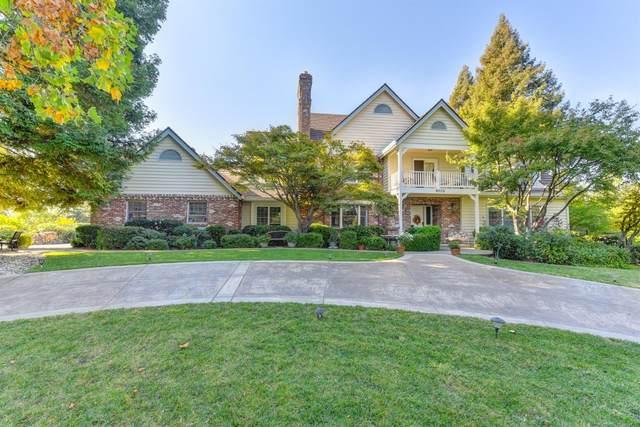 8029 Indian Creek Drive, Orangevale, CA 95662 (MLS #20068133) :: Keller Williams - The Rachel Adams Lee Group