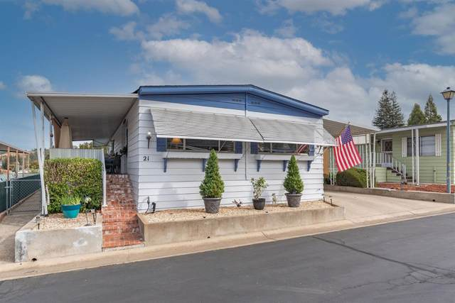 21 Del Vista, Sutter Creek, CA 95685 (MLS #20068404) :: Paul Lopez Real Estate