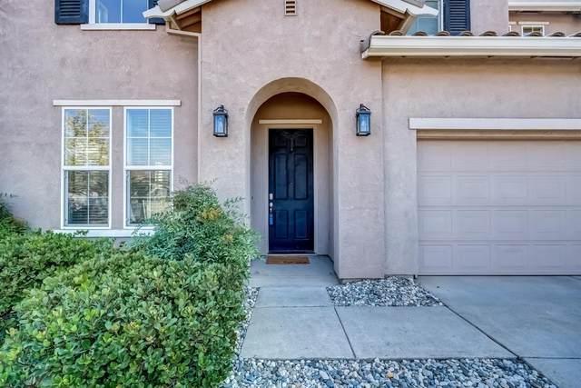 15560 Topspin Way, Rancho Murieta, CA 95683 (MLS #20068682) :: Deb Brittan Team