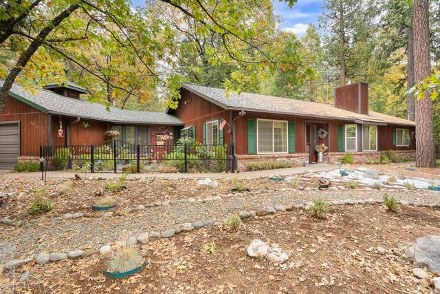 4611 Sierra Springs Drive, Pollock Pines, CA 95726 (MLS #20068829) :: The MacDonald Group at PMZ Real Estate