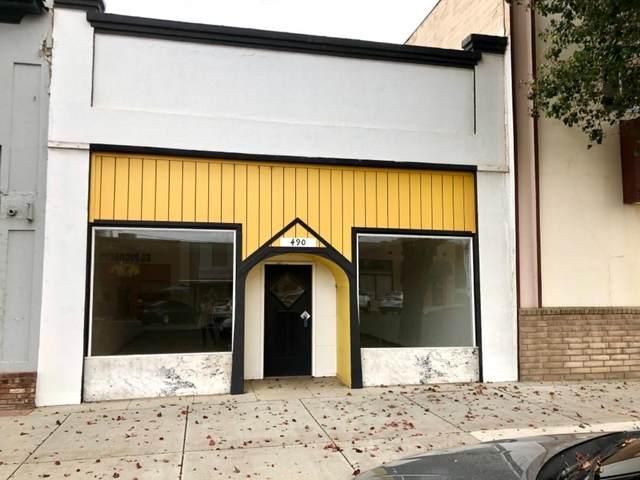 490 5th Street, Gustine, CA 95322 (MLS #20069157) :: Heidi Phong Real Estate Team