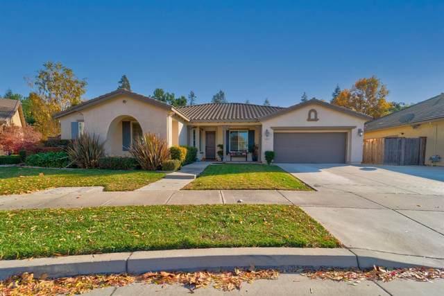 2437 Laurel Ridge Way, Oakdale, CA 95361 (MLS #20070095) :: The MacDonald Group at PMZ Real Estate