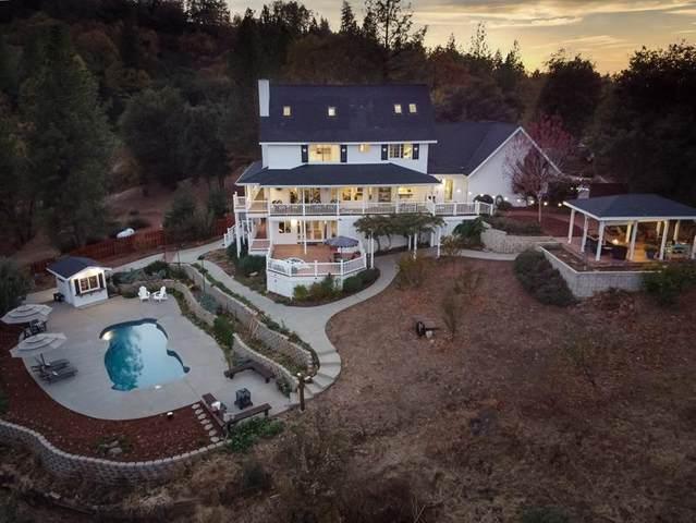 50683 Falcon View Road, Coarsegold, CA 93614 (MLS #20070186) :: The MacDonald Group at PMZ Real Estate