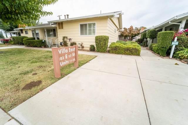 103 E 17th Street #13, Marysville, CA 95901 (MLS #20070198) :: Keller Williams - The Rachel Adams Lee Group