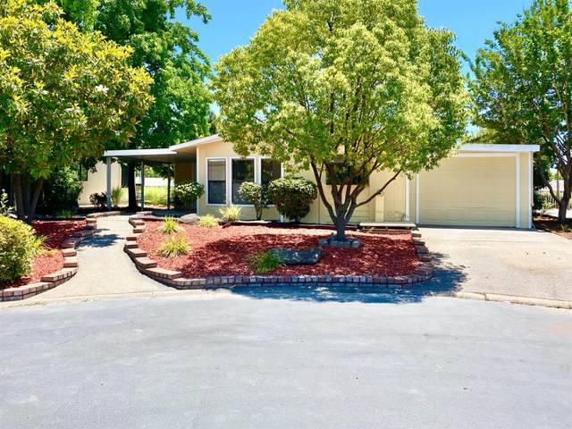 6973 Radiance Circle #1819, Citrus Heights, CA 95621 (MLS #20070340) :: The Merlino Home Team