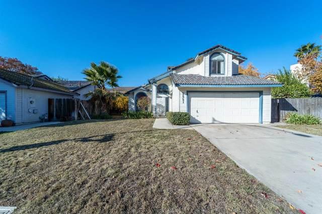 2521 Country Ranch Drive #2521, Modesto, CA 95355 (MLS #20070856) :: The MacDonald Group at PMZ Real Estate