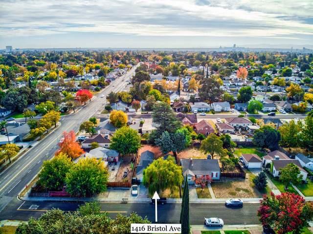1416 Bristol Avenue, Stockton, CA 95204 (MLS #20071132) :: The MacDonald Group at PMZ Real Estate