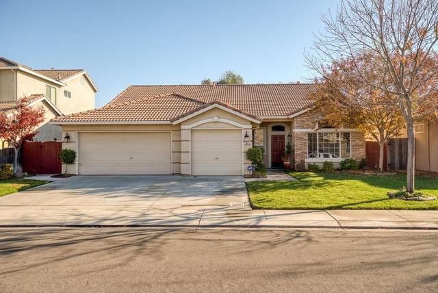 2812 Omega Way, Modesto, CA 95355 (MLS #20071193) :: The MacDonald Group at PMZ Real Estate