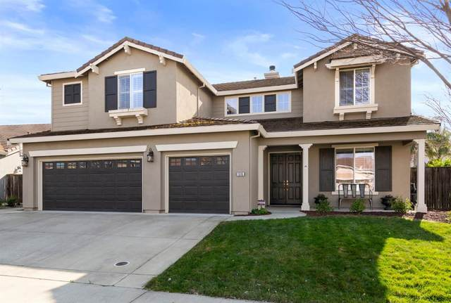 1516 Woodhaven Circle, Roseville, CA 95747 (MLS #20071602) :: Dominic Brandon and Team