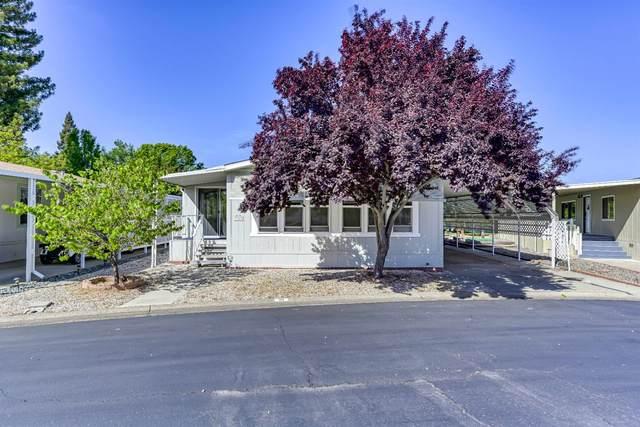 7363 Carmella Circle, Rancho Murieta, CA 95683 (MLS #20071919) :: Deb Brittan Team