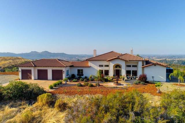 7630 Goose Hill Ranch Road, Ione, CA 95640 (MLS #20072468) :: 3 Step Realty Group