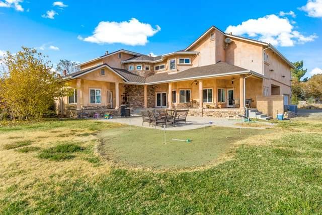 9641 Sherman Lane, Wilton, CA 95693 (MLS #20072802) :: Paul Lopez Real Estate