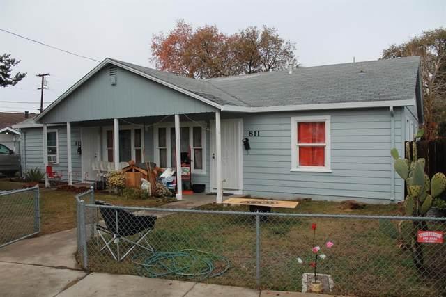 811-813 Franklin Avenue, Yuba City, CA 95991 (MLS #20074132) :: The MacDonald Group at PMZ Real Estate