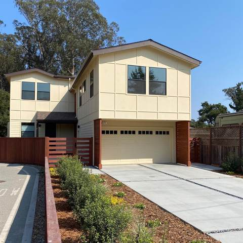 424 Harbor Drive, Santa Cruz, CA 95062 (MLS #20075385) :: Keller Williams - The Rachel Adams Lee Group