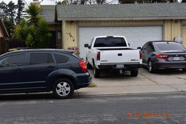 7232-7234 Kelley Drive, Stockton, CA 95207 (MLS #20075401) :: Keller Williams - The Rachel Adams Lee Group
