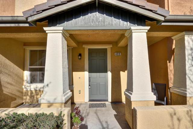 405 Blossom Rock Lane #17, Folsom, CA 95630 (MLS #20075843) :: eXp Realty of California Inc