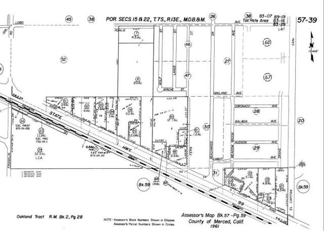 2577 W Lobo Avenue, Merced, CA 95348 (MLS #20076142) :: 3 Step Realty Group