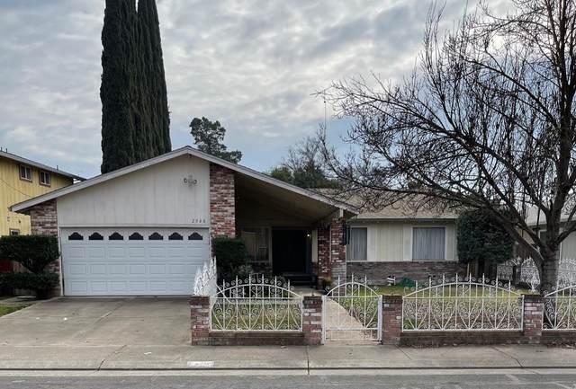 2340 Otto Drive, Stockton, CA 95209 (MLS #20076894) :: Paul Lopez Real Estate