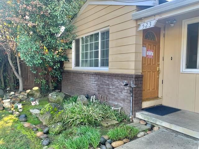 523 Eleanor Place, Hayward, CA 94544 (MLS #20076912) :: Keller Williams - The Rachel Adams Lee Group