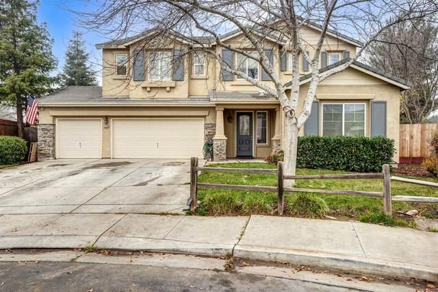 3549 Veranda Court, Merced, CA 95340 (MLS #20076950) :: The MacDonald Group at PMZ Real Estate