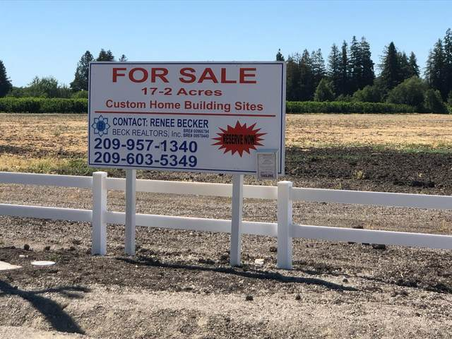 6337 E Vina (Lot 8) Lane, Stockton, CA 95212 (#20076952) :: Jimmy Castro Real Estate Group