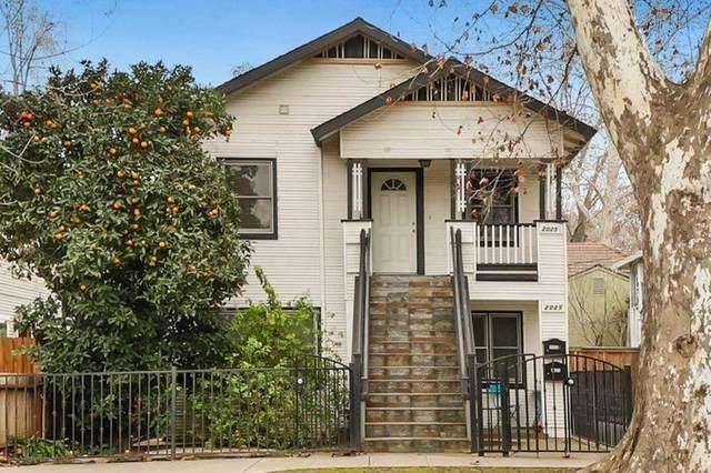 2025 3rd Street, Sacramento, CA 95818 (MLS #20076962) :: Keller Williams - The Rachel Adams Lee Group