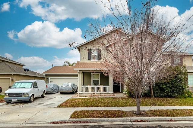 1140 Fountain Grass Drive, Patterson, CA 95363 (MLS #20077010) :: 3 Step Realty Group